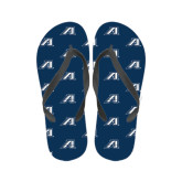 Full Color Flip Flops-Victory A