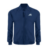 Navy Players Jacket-Victory A