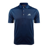 Navy Dry Mesh Polo-Victory A