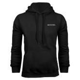 Black Fleece Hoodie-College of Nursing