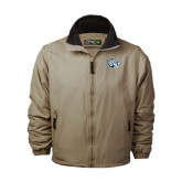 Khaki Survivor Jacket-Jaguar Head