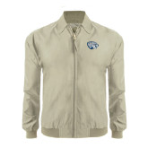 Khaki Players Jacket-Jaguar Head