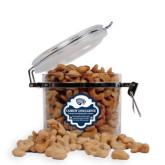 Cashew Indulgence Round Canister-Jaguar Head