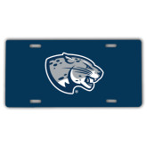 License Plate-Jaguar Head