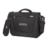 High Sierra Black Upload Business Compu Case-Augusta