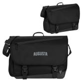 Metro Black Compu Brief-Augusta