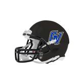 Riddell Replica Black Mini Helmet-GV