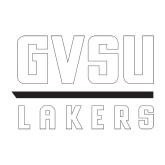 Medium Decal-GVSU Lakers Stacked