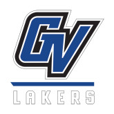 Small Decal-GV Lakers Stacked