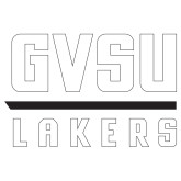 Extra Large Decal-GVSU Lakers Stacked