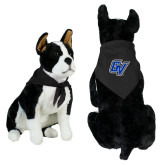Black Pet Bandana-GV