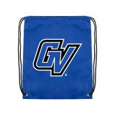 Royal Drawstring Backpack-GV