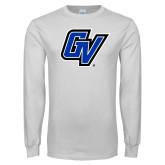 White Long Sleeve T Shirt-GV