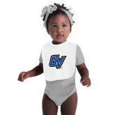 White Baby Bib-GV