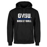 Black Fleece Hoodie-GVSU Basketball