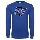 Royal Long Sleeve T Shirt-GV