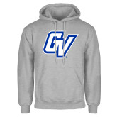 Grey Fleece Hoodie-GV