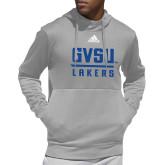 Adidas Grey Team Issue Hoodie-GV