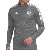 Adidas Grey Tiro 19 Training Jacket-GV