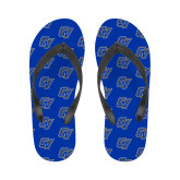 Ladies Full Color Flip Flops-GV