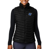 Columbia Lake 22 Ladies Black Vest-GV