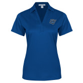 Ladies Royal Performance Fine Jacquard Polo-GV