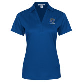 Ladies Royal Performance Fine Jacquard Polo-GV Lakers Stacked