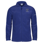 Columbia Full Zip Royal Fleece Jacket-GV Lakers Stacked