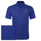 Columbia Royal Omni Wick Sunday Golf Polo-GV Lakers Stacked