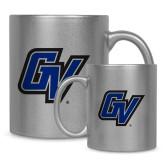 Full Color Silver Metallic Mug 11oz-GV