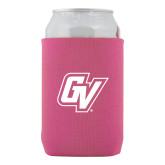Neoprene Hot Pink Can Holder-GV