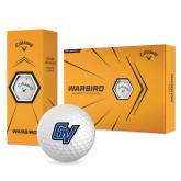 Callaway Warbird Golf Balls 12/pkg-GV