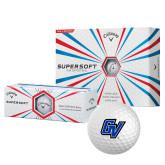 Callaway Supersoft Golf Balls 12/pkg-GV