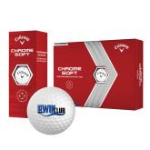Callaway Chrome Soft Golf Balls 12/pkg-Irwin Club