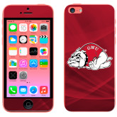 iPhone 5c Skin-Bulldog