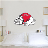2 ft x 4 ft Fan WallSkinz-Bulldog