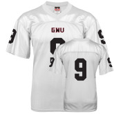 Replica White Adult Football Jersey-#9