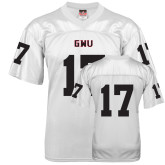 Replica White Adult Football Jersey-#17