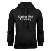 Black Fleece Hoodie-Gardner-Webb University