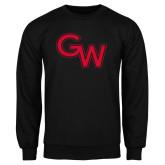 Black Fleece Crew-GW Primary Logo