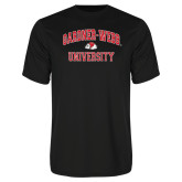 Syntrel Performance Black Tee-Arched Gardner-Webb University