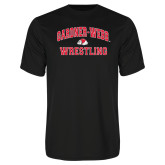 Syntrel Performance Black Tee-Wrestling