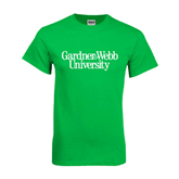 Kelly Green T Shirt-Gardner-Webb University