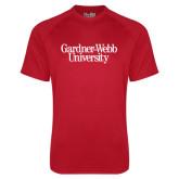 Under Armour Red Tech Tee-Gardner-Webb University