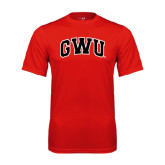 Syntrel Performance Red Tee-Arched GWU