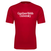 Syntrel Performance Red Tee-Gardner-Webb University
