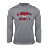 Syntrel Performance Steel Longsleeve Shirt-Arched Gardner-Webb University