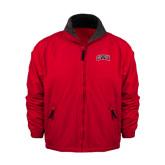Red Survivor Jacket-Arched GWU