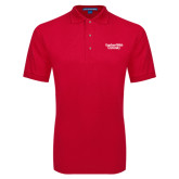 Red Easycare Pique Polo-Gardner-Webb University