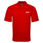 Red Mini Stripe Polo-Gardner-Webb University